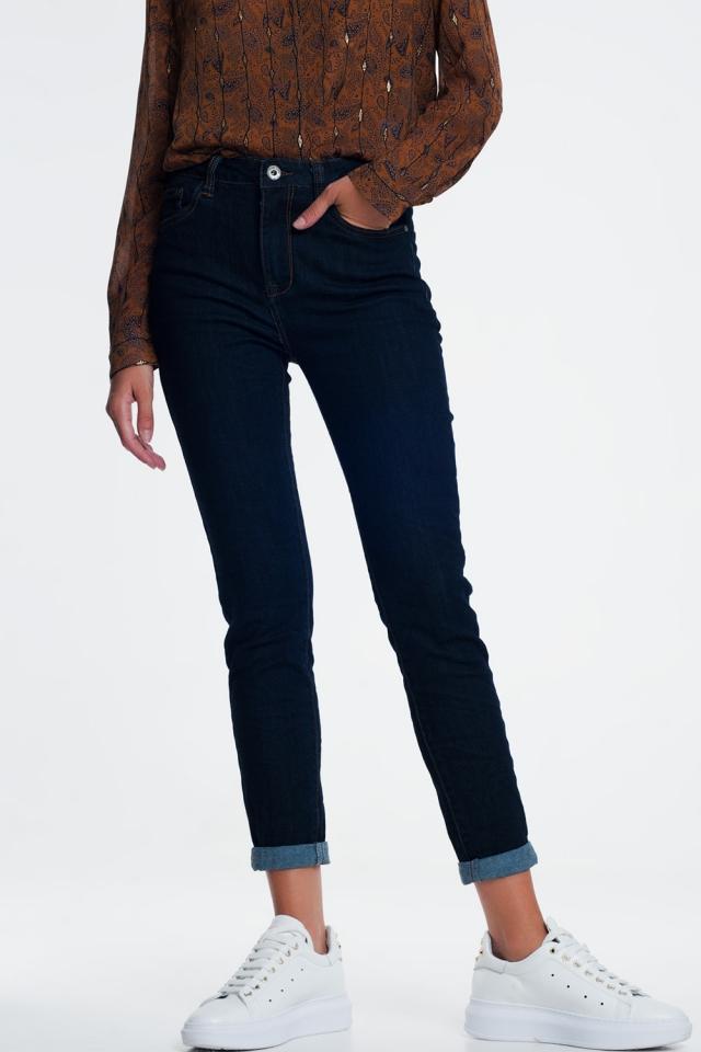 classic jean in blue